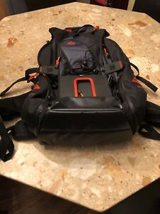 "GLOBAL DEGREE Backcountry Backpack Ski Boot Outdoor Gear 24"" Large"