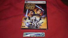 STAR WARS CLONE WARS: LES HEROS DE LA REPUBLIQUE PC DVD-ROM NEUF