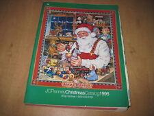 Vintage JC Penney Christmas 1996 Catalog Wish Book