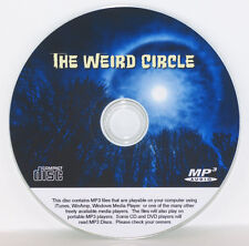 The Weird Circle - Old Time Radio - COMPLETE SET! -  OTR -  1 MP3 CD