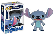 LILO AND STITCH - FLOCKED STITCH POP! VINYL FIGURE
