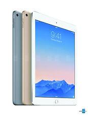 Apple iPad Air 2 6th Gen 128GB WiFi + Cellular *VGWC!* + Warranty!