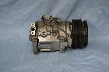 AC COMPRESSOR FROM 2/10 4.6L 1URFE ENGINE FITS 10-15 SEQUOIA