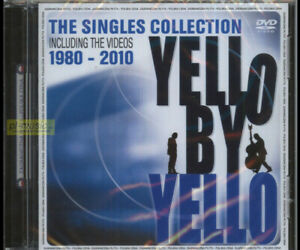 CD+DVD YELLO by Yello -The SIngles Collection / incl.The Videos 1980-2010