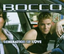Rocco Generation of love (2003) [Maxi-CD]
