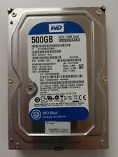 Western Digital Internal Hard Drive 500GB SATA -  LOT OF 5 DRIVES - New Pulls