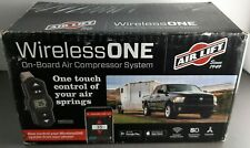 Air Lift - WirelessOne On Board Air Compressor System 2nd Generation