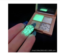 New Professional Fashion Natural 9 Color Shimmer Glitter Eye Shadow Powder Palet