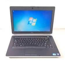 """Dell Latitude E6430 14"""" Laptop - 320 GB HDD - 4 GB RAM - Core i5 3er Gen - C179"""