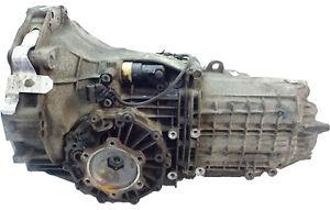 Manual transmission Audi Skoda A6 Passat Superb VW 1.9 TDI AWX GGB FHN 012300062