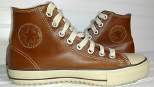 Chuck Taylor Converse high top Pine Cone Thinsulate Brown Leather sz 9 115714