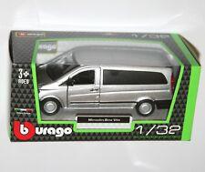 Burago - MERCEDES BENZ VITO (Silver) Model Scale 1/32