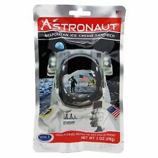 10 Neapolitan Ice Cream Sandwich Astronaut Freeze Dried Space Food Novelty Set