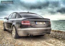 Para Audi A6 4f 3 Piezas Maletero Aleron Turismo Sedán Limusina Alerón Labio