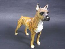 Goebel Porzellanfigur, Hund, CH 617 Boxer, ca. 17,5 cm     5T3396