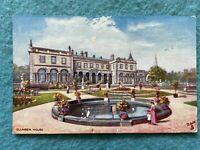 Clumber House, England Vintage Postcard