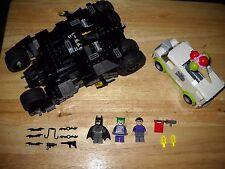 LEGO Batman 7888 The Tumbler Joker's Ice Cream Surprise Complete
