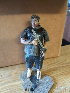 NECA Shaun Of The Dead horror figure zombie Ed