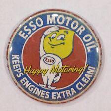 """Esso Motor Oil Vintage Style Fridge Magnet 2 1/4"""""""