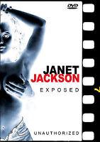 Janet Jackson - Exposed DVD