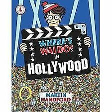 Where's Waldo? In Hollywood: By Handford, Martin