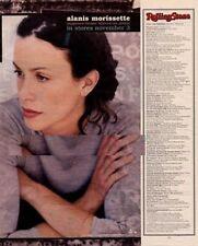 Alanis Morissette LP advert 1998