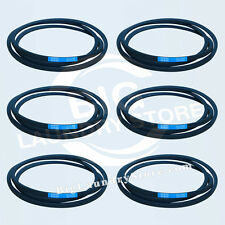 6 Pcs (6x) 3V830 Belt Wascomat W185, Huebsch, SQ # 770154, F280342 (PERFECT FIT)