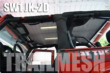 Spiderweb Shade *The Original* Roof Shade Top. Jeep Wrangler 2 Door Roof Shade