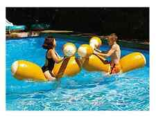 Water Games for Kids Pool Set of 2 Ride On Inflatable Joust Parties Swimming