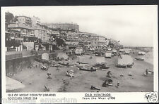 Isle of Wight Postcard - Old Ventnor From The West c.1908 - Pamlin Print BH6519