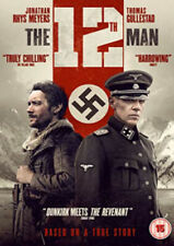 """The 12th Man""Thomas Gullestad, Jonathan Rhys Meyers, Marie Blokhus War"