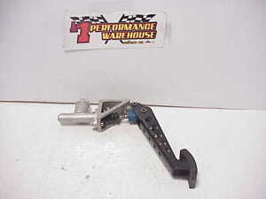 "Winters Hanging Brake or Clutch Pedal & 5/8"" Aluminum Master Cylinder  IMCAJ1"