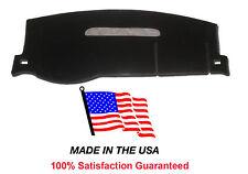 2008-2014 CADILLAC Escalade EXT Dash Cover Mat Pad Black Carpet CH83-5 USA Made