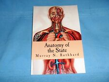 Anatomy Of The State Murray N. Rothbard  Softcover Textbook Used