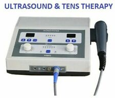 Ultrasound Therapy & Electrotherapy Combination Physical Pain Relief Therapy sdF