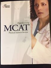 The Princeton Review Hyperlearning MCAT Physical Science Review 2009 Edition