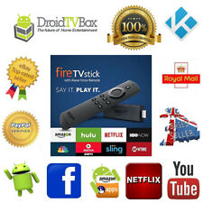 Amazon Fire Stick Gen 2 Alexa – latest software – DroidTVBox Edition