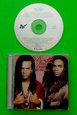 MILLI VANILLI - 2 x 2 - ORIGINAL 18trk CD ALBUM
