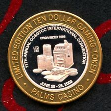 2003 Palms (CC&GTCC Convention, Limited 750) .999% Casino Silver Strike
