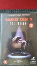 Basket Case 3 dvd The Progeny brand new sealed in cellophane  all regions