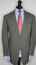DONALDSON,WILLIAMS & G. WARD HUNTING & SHOOTING BESPOKE SUIT BREEKS: CANVASSED