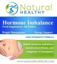 60 Female Hormone Imbalance Maca 500mg, menstrual irregularities, natural pills