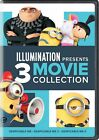 Illuminatiion Presents Despicable Me 3-Movie Collection DVD Steve Carell NEW For Sale