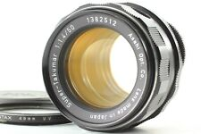【EXC+5 / 8 Elements】 Pentax Super Takumar 50mm F1.4 M42 MF Lens From JAPAN #177