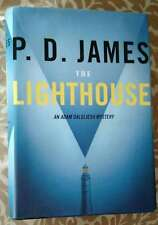 P. D. James The Lighthouse Hardcover 1st American Edition Alex Dalgiesh Mystery