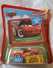 Disney Pixar Cars NIGHT VISION MCQUEEN #109 Series 4 (Race O Rama) 1:55 Diecast