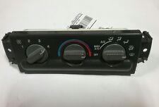Temperature Control  W/AC FITS 98 Blazer/JIMMY S10 -5 444382