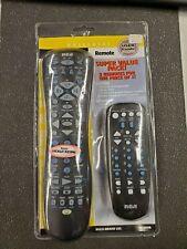 RCA RCU800B Universal remote value pack