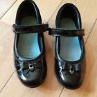 Clarks Girls Shool Shoes Size 12G