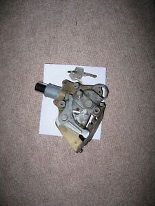 TRIUMPH HERALD OR VITESSE RIGHT HAND DOOR LOCK ASSEMBLY 703698
